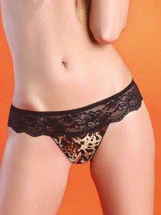 Branta stringi - skutecznie uwodzicielskie z motywem cętek jaguara