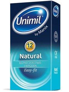 Natural - klasyczne prezerwatywy (12 szt.)