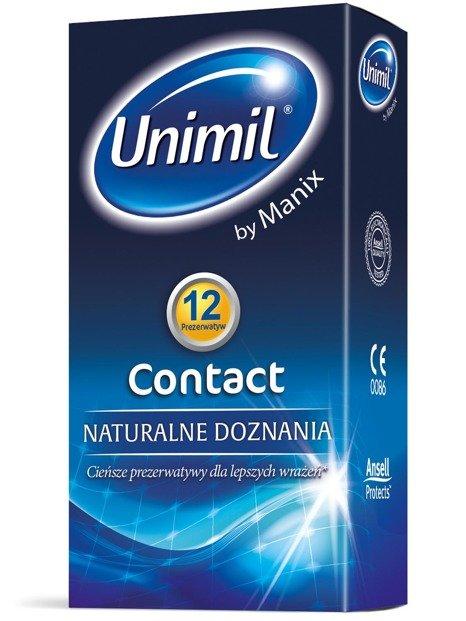 Contact - naturalne doznania i komfort (12 szt.) PROMOCJA - UN12COPL