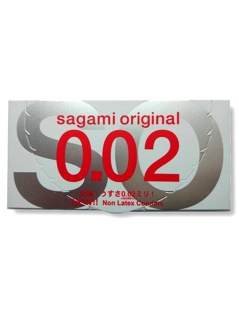 Sagami Original 0.02 (2 szt.)